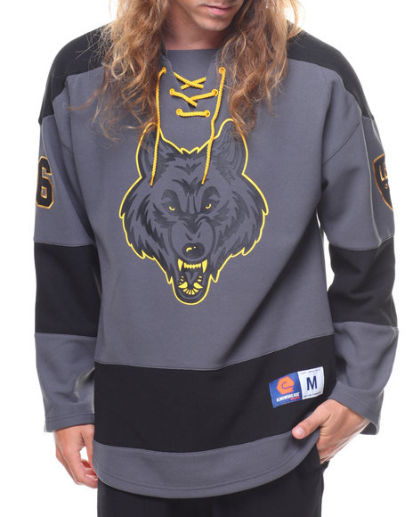 Elbowgrease - L/S Wolfpack Hockey Jersey