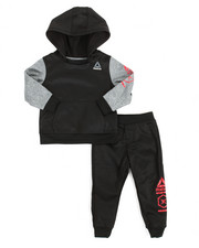 Reebok - Colorblock Icons 2 Piece Set (4-7)