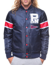The Classic Bomber Jacket - Nylon Bomber Jacket