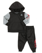 Sets - Colorblock Icons 2 Piece Set (Infant)