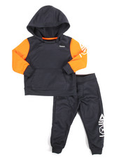 Sets - Colorblock Icons 2 Piece Set (2T-4T)