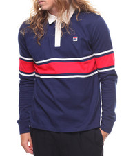Fall-2017-Mens - L/S Pete Rugby Polo