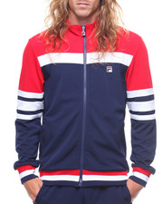 Track Jackets - Courto Poly Tricot Jacket