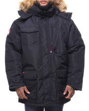 Men - Heavy Weight Parka (B&T)