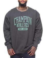Champion - L/S Crew Fleece Sweatshirt (B&T)