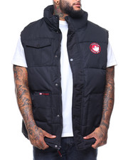 Men - Heavy Bubble Vest (B&T)