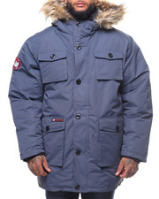 Men - Heavy Weight Vestee Parka (B&T)