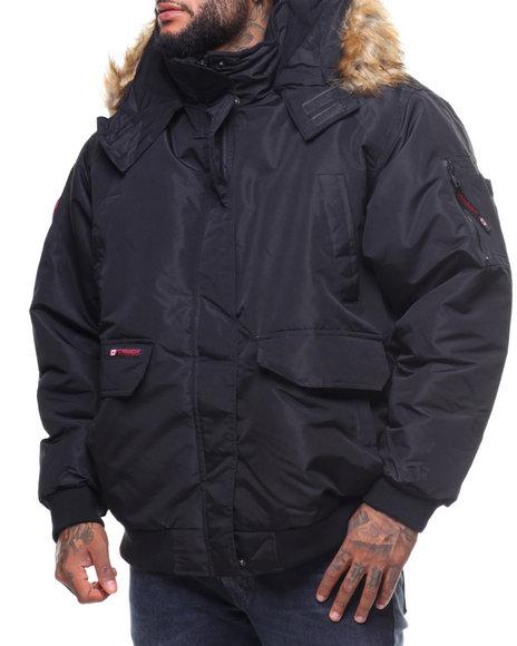 Buyers Picks - Heavy Weight Fur Hooded Bomber Jacket (B&T)