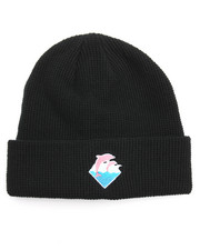 Pink Dolphin - Waves Beanie