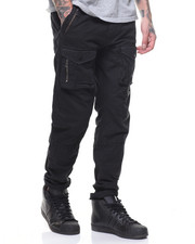 Jeans & Pants - Zip Pocket Twill Pant