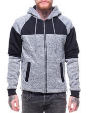 Buyers Picks - Sherpa Lined Full Zip Hoodie