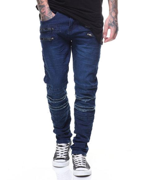 Buyers Picks - Pleated Knee Jeans