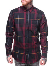 Button-downs - Plaid Woven Shirt