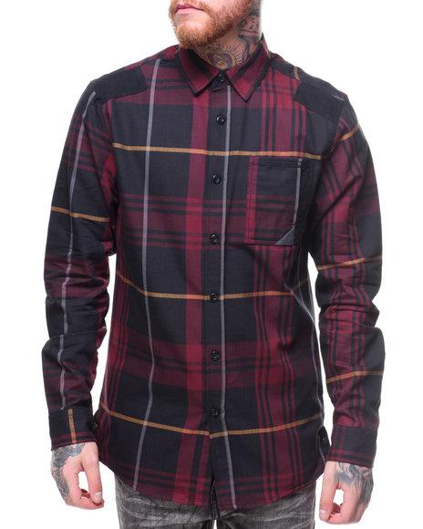 Parish - Plaid Woven Shirt