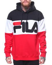 Fila - Trayton Fleece 3 Color Hoody