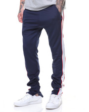 Jeans & Pants - Athletic Pant w Contrast Inset Piping