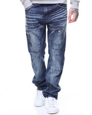 Jeans & Pants - Articulated Pocket Jean