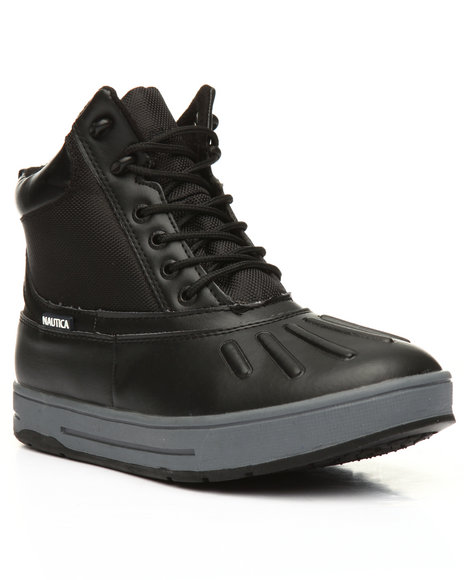 Nautica - New Bedford Smooth Boots