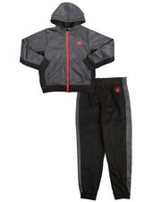 Sizes 8-20 - Big Kids - Hoodie/Jogger Set (8-20)