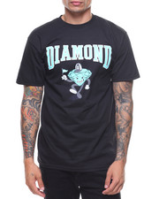 Diamond Supply Co - TEAM MASCOT TEE