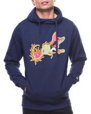 Men - Snob French Terry Pullover Hoodie