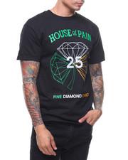 Men - S/S H.O.P Diamond Tee