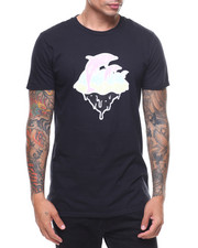 Pink Dolphin - HOLIDAY WAVES TEE