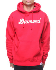 Diamond Supply Co - CITY SCRIPT HOODY