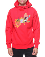 AKOO - Snob French Terry Pullover Hoodie