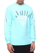 Men - GEM LONG SLEEVE TEE