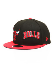 NBA, MLB, NFL Gear - 9Fifty Chicago Bulls Y2K NE Double Whammy Snapback