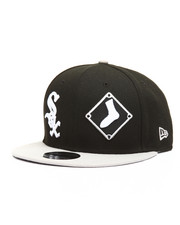NBA, MLB, NFL Gear - 9Fifty Chicago White Sox Y2K NE Double Whammy Snapback