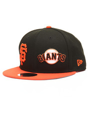 NBA, MLB, NFL Gear - 9Fifty San Francisco Giants Y2K NE Double Whammy Snapback