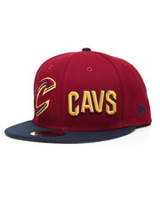 NBA, MLB, NFL Gear - 9Fifty Cleveland Cavaliers Y2K NE Double Whammy Snapback