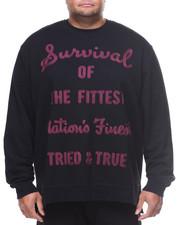 Parish - L/S Graphic Sweatshirt (B&T)