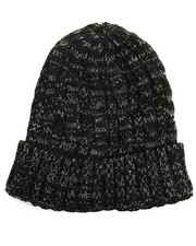 Stocking Stuffers Men - Thick Cable Knit Beanie