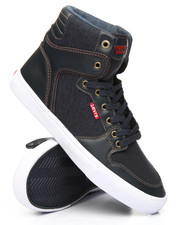 Levi's - Maxwell High Denim Sneakers