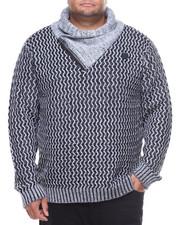 Men - Popover Sweater (B&T)
