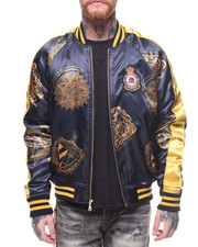AKOO - First Class Bomber Jacket