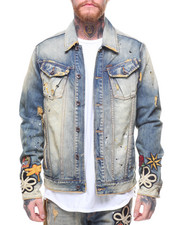 Denim Jackets - Crown Denim Jacket