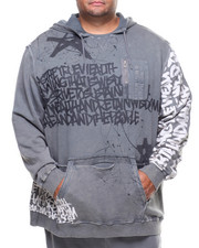 Men - L/S Graphic Hoodie (B&T)