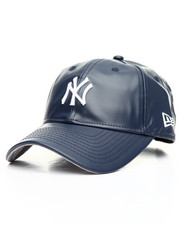 NBA, MLB, NFL Gear - 9Twenty Leather Squad New York Yankees Cap
