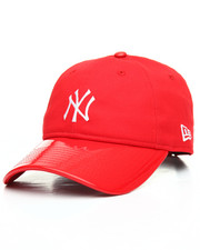NBA, MLB, NFL Gear - 9Twenty Scarlet Hook New York Yankees Strapback