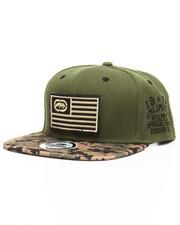 Men - Ecko Flag Snapback Hat