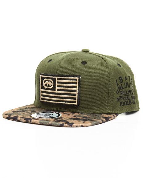 381282257a3 Buy Ecko Flag Snapback Hat Men s Hats from Ecko. Find Ecko fashion ...