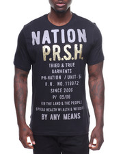 T-Shirts - Nation SS Tee