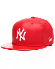 NBA, MLB, NFL Gear - 9Fifty Scarlet Hook New York Yankees Snapback Hat