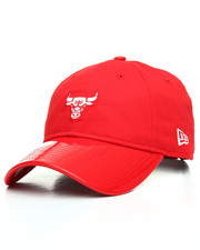 NBA, MLB, NFL Gear - 9Twenty Scarlet Hook Chicago Bulls Strapback Cap