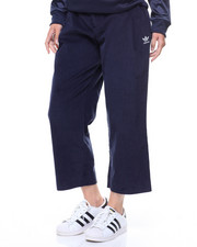 Pants - Corduroy Wide Leg