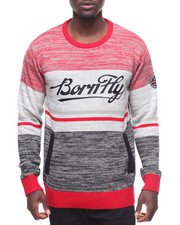 Born Fly - STENHOUSE SWEATER
